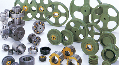 Manufacture and sale of power transmission parts